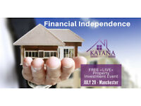 Steps To Financial Freedom through Property Investing July 29th FREE LUNCH EVENT