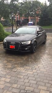 2015 Audi A3 1.8T Fwd Komfort pkg Lease Take over