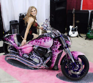 Show Bike - NEVER been beat in competition!