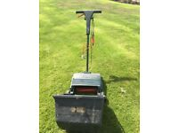 Black and Decker 12 inch Electric Lawn-raker GD200