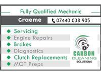 Mobile mechanic