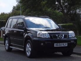 Nissan X-Trail 2.2 dCi SVE 5dr£1,499 p/x welcome 1 OWNER,SAT NAV,LEATHER SEATS