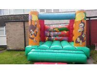 10 x 10 bouncy castle