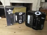 Tommee Tippee perfect prep bottle maker
