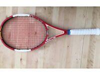 Wilson nCode Six One Tour 90 Grip Size 4 1/2 Tennis Racket. Original Roger Federer Racket.