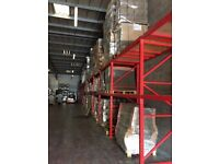 PALLET RACKING EXCELLENT CONDITION MUST BE SEEN