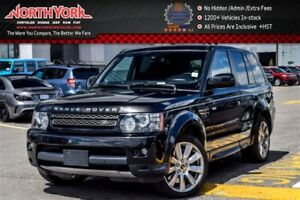 2012 Land Rover Range Rover Sport Supercharged|4x4|Sunroof|Nav|R