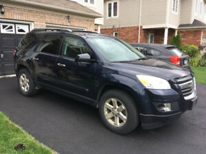 2007 Saturn OUTLOOK XE SUV, Crossover