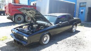 1983 Chevrolet Monte Carlo Coupe (2 door)