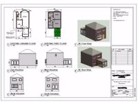 Structural planning drawings & Calculations for home extensions