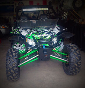 2012 Wildcat 1000 HO (1000 screaming cats) Located in NB