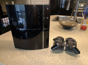 60GB PS3 bundle, 2 controllers, 19 Games, Backwards compatible