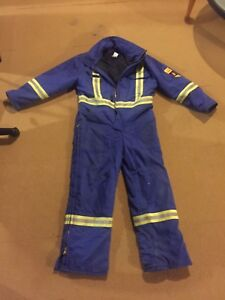 FR rated insulated coveralls. Barely used!
