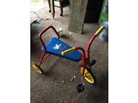 Vintage Raleigh Trike, Children's, toys,