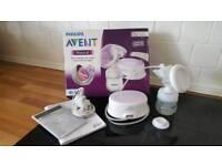 Avent single breast electric pump