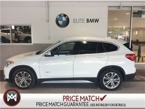 2017 BMW X1 AWD, CLEAN CARPROOF, X1