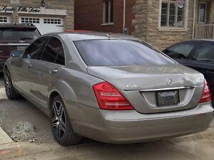 2008 Mercedes-Benz s450 4matic