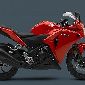 Rent: Honda Motorcycle CBR250RA (w/ ABS) for Course Riders