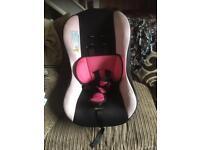 BABY CAR SEAT 0 - 18KG
