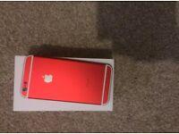 iPhone 6 custom red 16GB EE