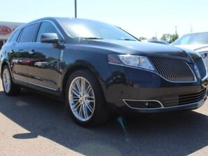 2013 Lincoln MKT ECOBOOST, DUAL SUNROOF, HEATED/COOLED FRONT/REA