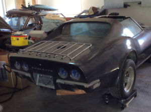 Project car with all parts to complete.  No trades.