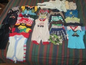 boy clothes 0-36 months