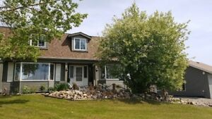 Open House Aug 13th  12-5pm -1.6 Acres in Dawson Creek B.C.