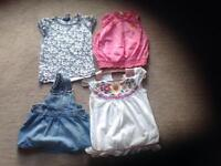 16 items of Girls used clothes age 4/5 in very good condition.