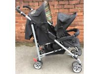 MOTHERCARE HOXTON TANDEM STROLLER