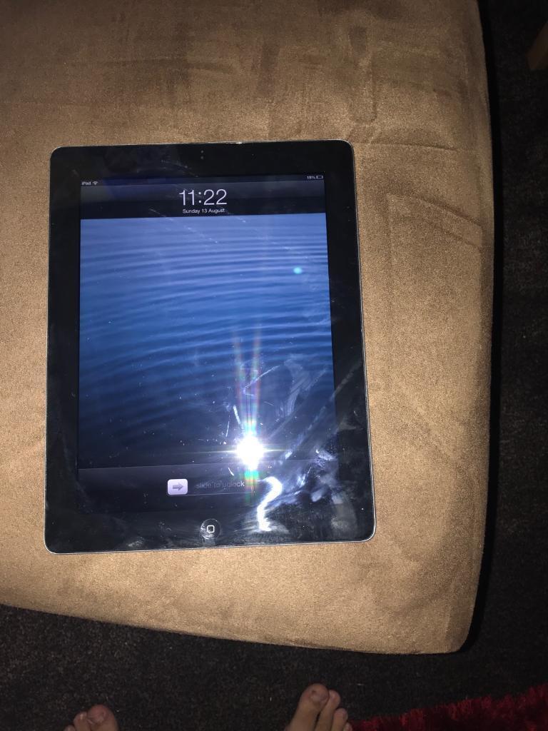 Apple iPad fourth-generation 16 GB