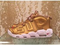 Supreme X Nike More uptempo BNIB