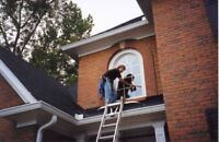 Windows and Eavestrough Cleaning in Calgary