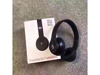 Dr Dre Beats Solo 3 Wireless headphones Beats BRAND NEW