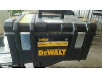 Dewalt tool box x 2