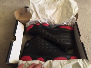 Air jordan 13 dirty bred size 9