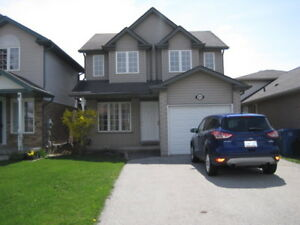 Amazing Detached home in northeast end of Guelph.