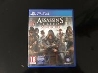 Assasin's Creed Syndicate PS4