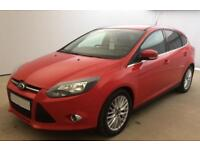 Ford Focus Zetec FROM £31 PER WEEK!