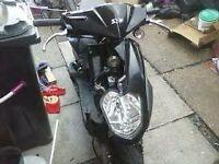 Sym 50cc with piaggio 125