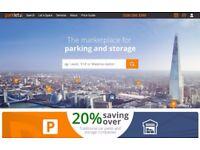 Parking Space near Bethnal Green, E1, London (SP42328)
