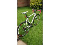 Moda Stretto Carbon Road Bike 56cm for sale £700