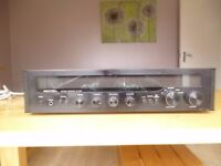 Vintage Rotel RX 202 Stereo Receiver Amplifier.Tested.Will Post