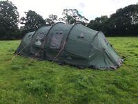 Just Kamper Drive away 10 man tent