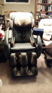 New--Atmosphere Zero Gravity Massage Chair & Recliner