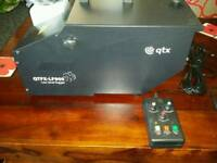 Qtfx-lf900 Low level fogger used once