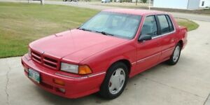 1992 Dodge Spirit ES Turbo