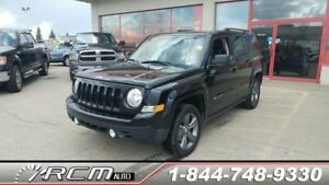 2015 Jeep Patriot HIGH ALTITUDE EDITION 4x4 SUV LEATHER