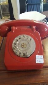 Original 1970's Dial Up Telephone