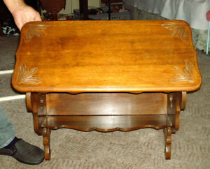 Antique furniture to be refinished or painted